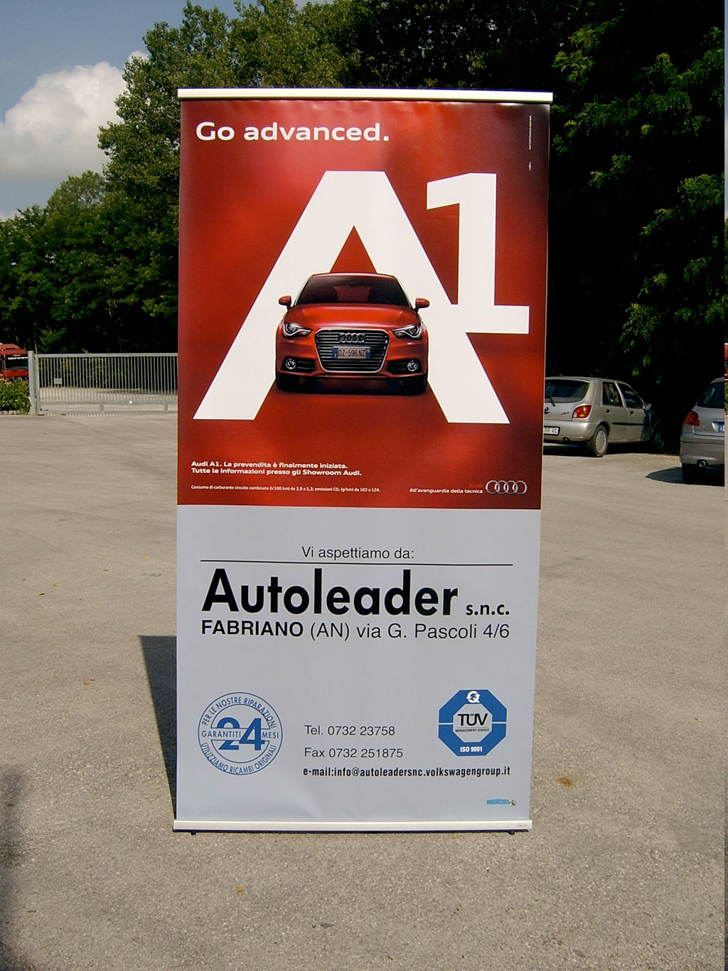 RollUp Autoleader