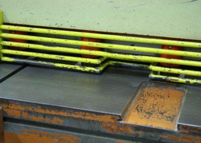 Taglierina metalli